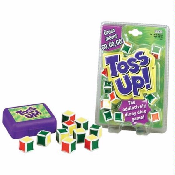 toss up game instructions