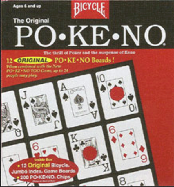 Keno card game rules