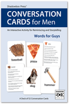 Conversation Cards for Men