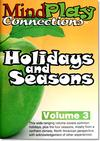 MindPlay Connections™ Volume 3, Holidays and Seasons