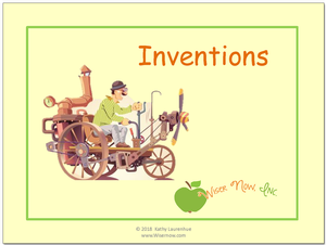 Inventions<br><b>digital download</b>