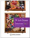 24 Junk Drawer<br>Detectives Vol. 1<br><b>digital download</b>