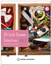 24 Junk Drawer<br>Detectives Vol. 2<br><b>digital download</b>