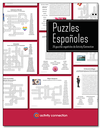 Puzzles Españoles<br><b>digital download</b>
