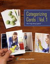 Categorizing Cards Vol. 1<br><b>digital download</b>