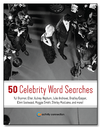 50 Celebrity Word Searches<br><b>digital download</b>
