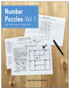 Number Puzzles Vol. 1<br><b>digital download</b>