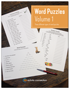 Word Puzzles Vol. 1<br><b>digital download</b>